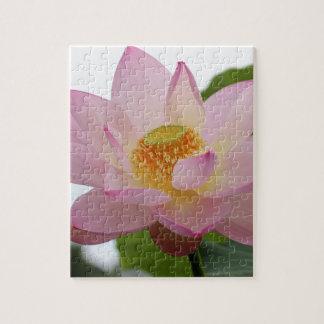 lotus jigsaw puzzle