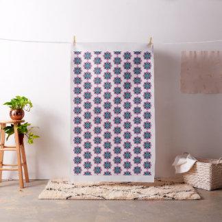 lotus mandala fabric