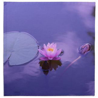 lotus napkin