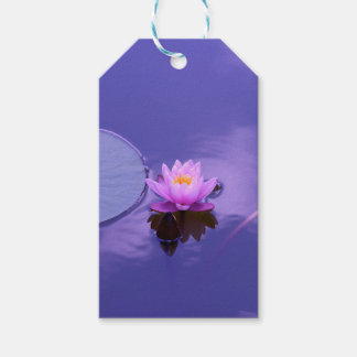 lotus pack of gift tags
