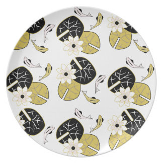 Lotus Party Plates