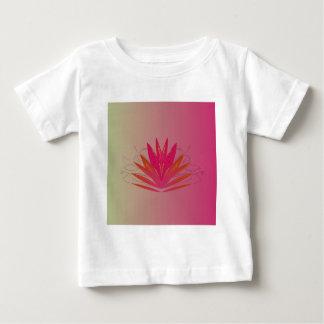 Lotus pinkorange baby T-Shirt
