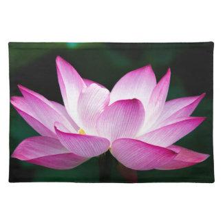lotus placemat