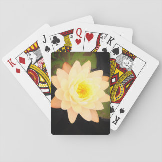 Lotus Playing Cards