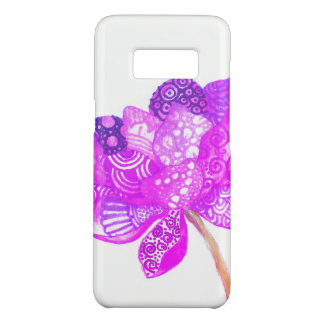 Lotus Samsung Galaxy S8, Barely There Phone Case