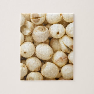 Lotus seeds jigsaw puzzle