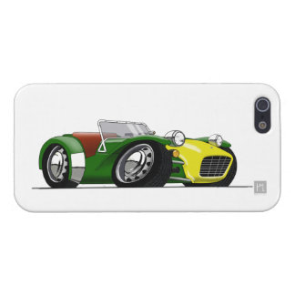 Lotus Seven iPhone 5/5S Cases