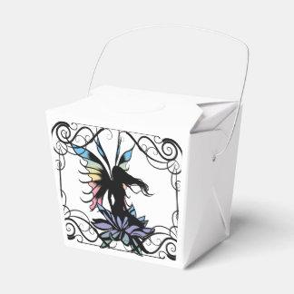 Lotus Shadow Fairy Favor Box