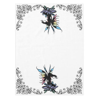 Lotus Shadow Fairy Tablecloth