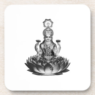 Lotus Song Coaster