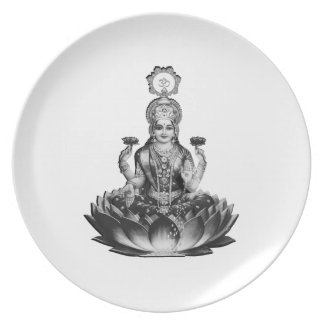 Lotus Song Plate
