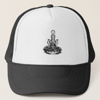 Lotus Song Trucker Hat