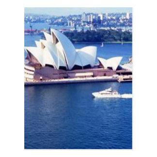 LOTUS Temple Australia Postcard