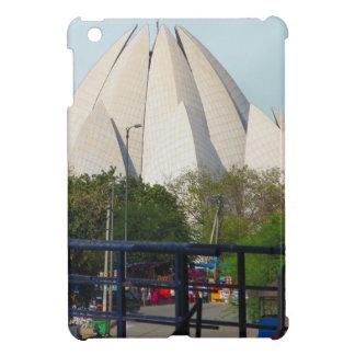 Lotus Temple New Delhi India Bahá'í House Worship Cover For The iPad Mini