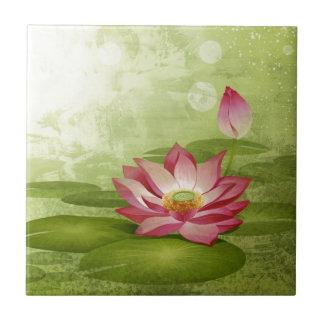 Lotus Tile