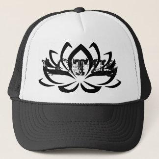 Lotus Trucker Trucker Hat