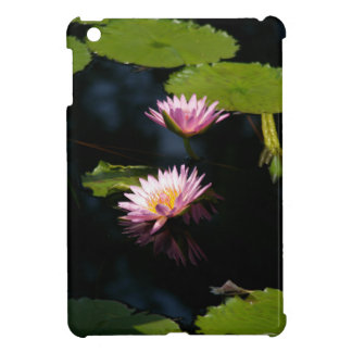 Lotus Waterlilies Case For The iPad Mini
