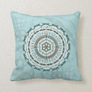 Lotus Weave Pillow