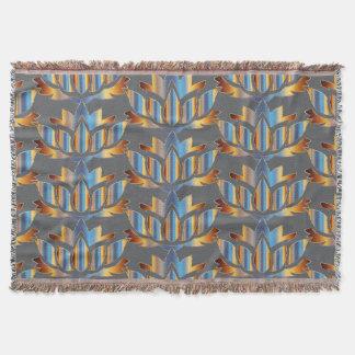 Lotus Yoga Blanket