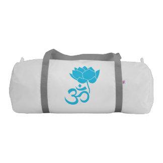 lotus yoga gym bag!