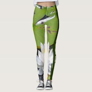 lotus yoga leggings! leggings