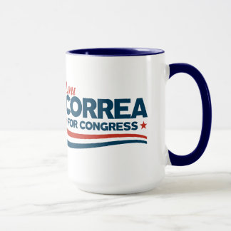 Lou Correa Mug