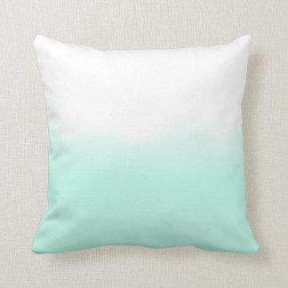 Lou Kirsten Series 1-Mint Throw Pillow