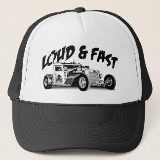 Loud & Fast trucker hat