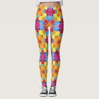 Loud Multi-Color Leggings