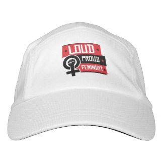 Loud Proud Feminist --  Hat