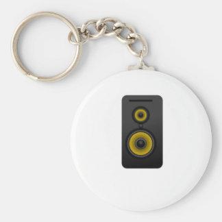 Loud Speaker Keychain