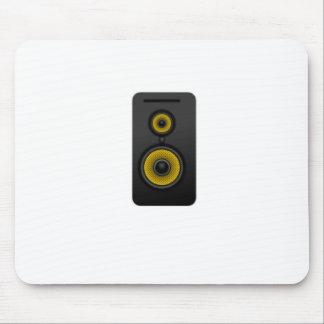 Loud Speaker Mouse Pad