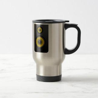 Loud Speaker Travel Mug