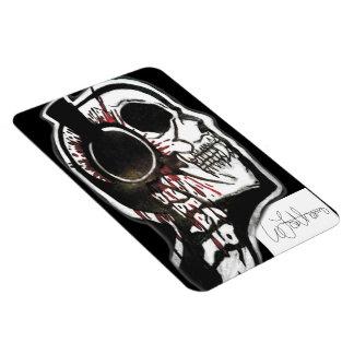 Louder Skull Tool box Magnet/ Fridge Magnet