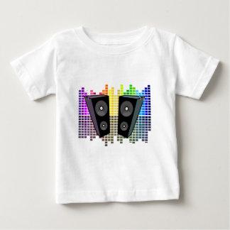 Loudspeakers - transparen baby T-Shirt