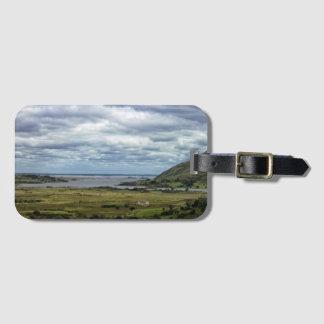 Lough Mask Luggage Tag