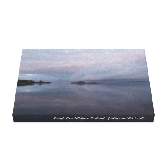 Lough Ree, Athlone, Ireland Canvas Print