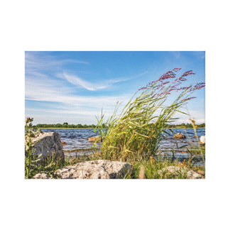 """Lough Ree, Ireland"" canvas prints/wall art"