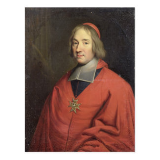 Louis-Antoine de Noailles  Archbishop of Paris Postcard