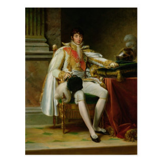 Louis Bonaparte  1806 Postcard
