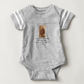 Louis Charles Bonaventure Alfred Bruneau Baby Bodysuit
