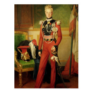 Louis-Charles-Philippe of Orleans Duke of Postcard