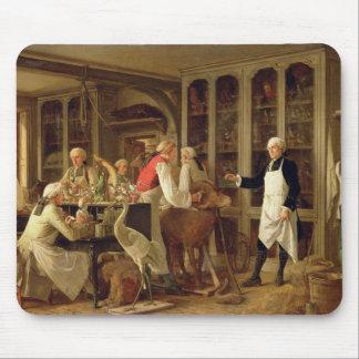 Louis Jean Marie Daubenton (1716-99) in his Labora Mouse Pad