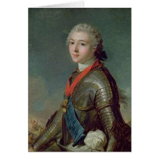 Louis Jean Marie de Bourbon Card