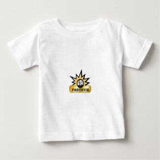 Louis Pasteur  box Baby T-Shirt