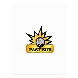 Louis Pasteur  box Postcard