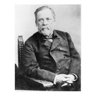 Louis Pasteur Postcard