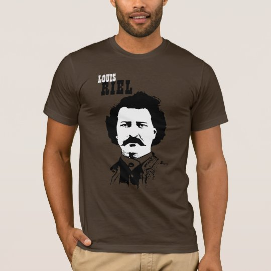 Louis Riel T-shirt (Dark)