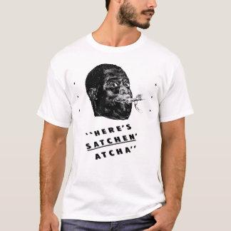 """Louis """"Satchmo"""" Armstrong, Las Vegas 1955 T-Shirt"""
