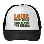 LOUIS - the Man, the Myth, the Legend Hats